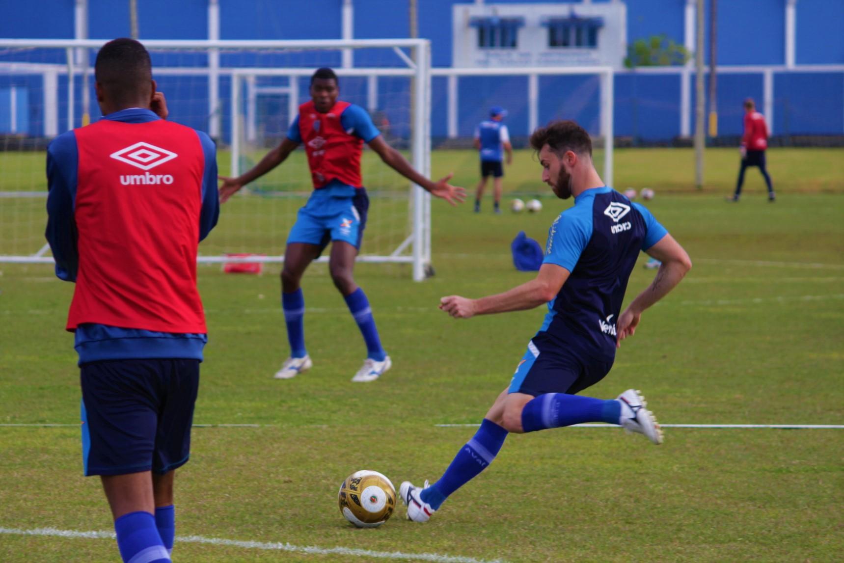 Avaí se reapresenta focado no segundo jogo da final