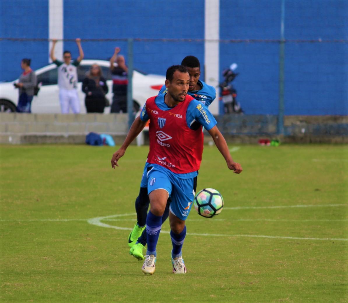 Avaí se reapresenta e inicia preparação para enfrentar o Grêmio