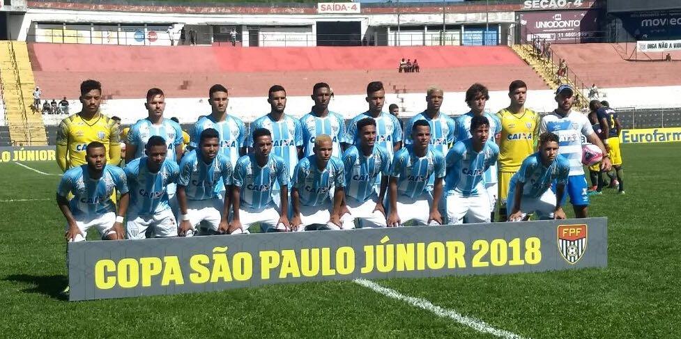 88b70303a0 Avaí Futebol Clube » Avaí larga com vitória na Copa São Paulo