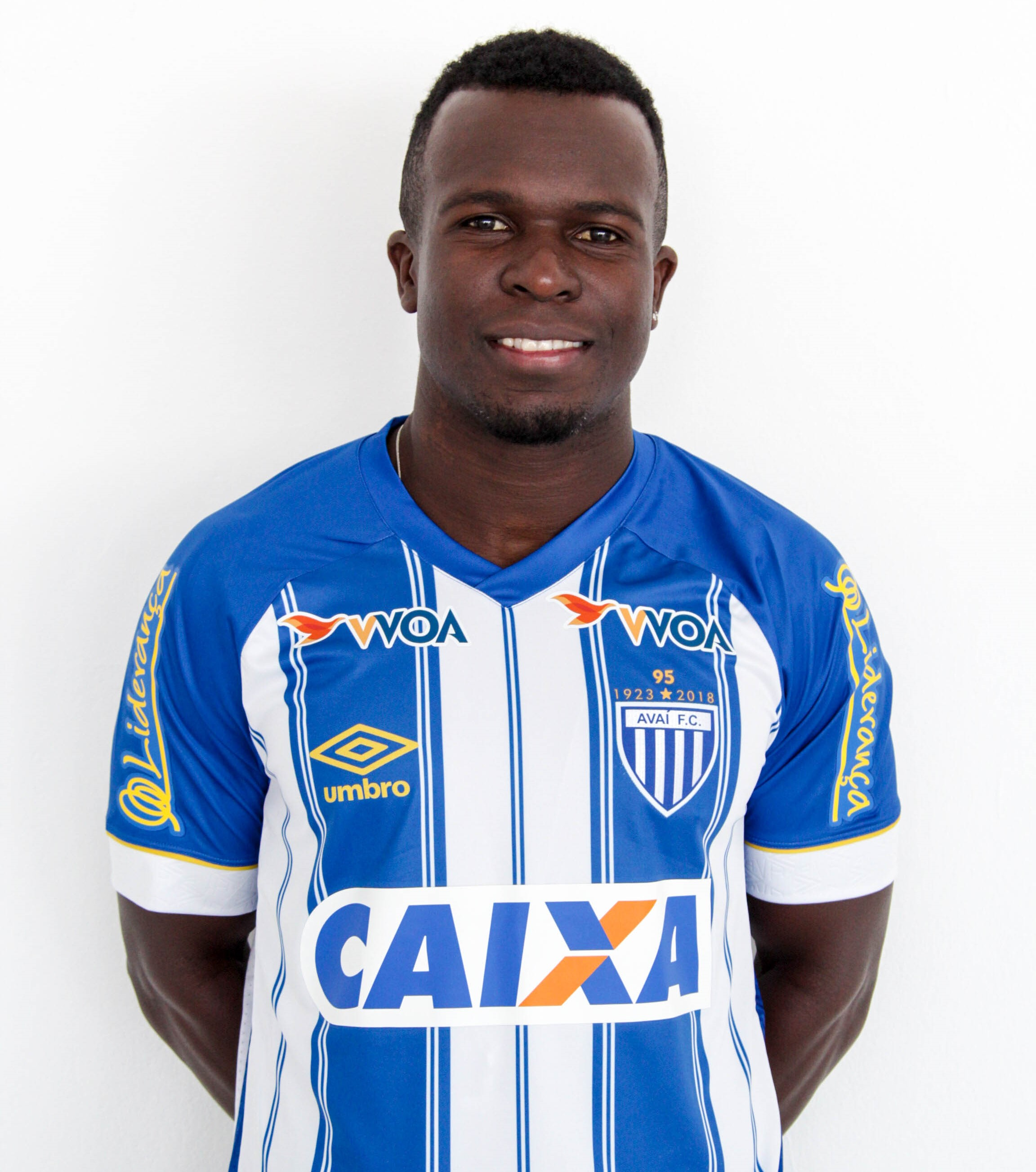 Jones é o novo reforço do Avaí para a temporada de 2018