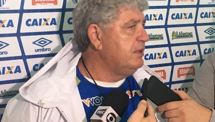 Avaí: Suspensões e lesões atrapalham planos de Geninho