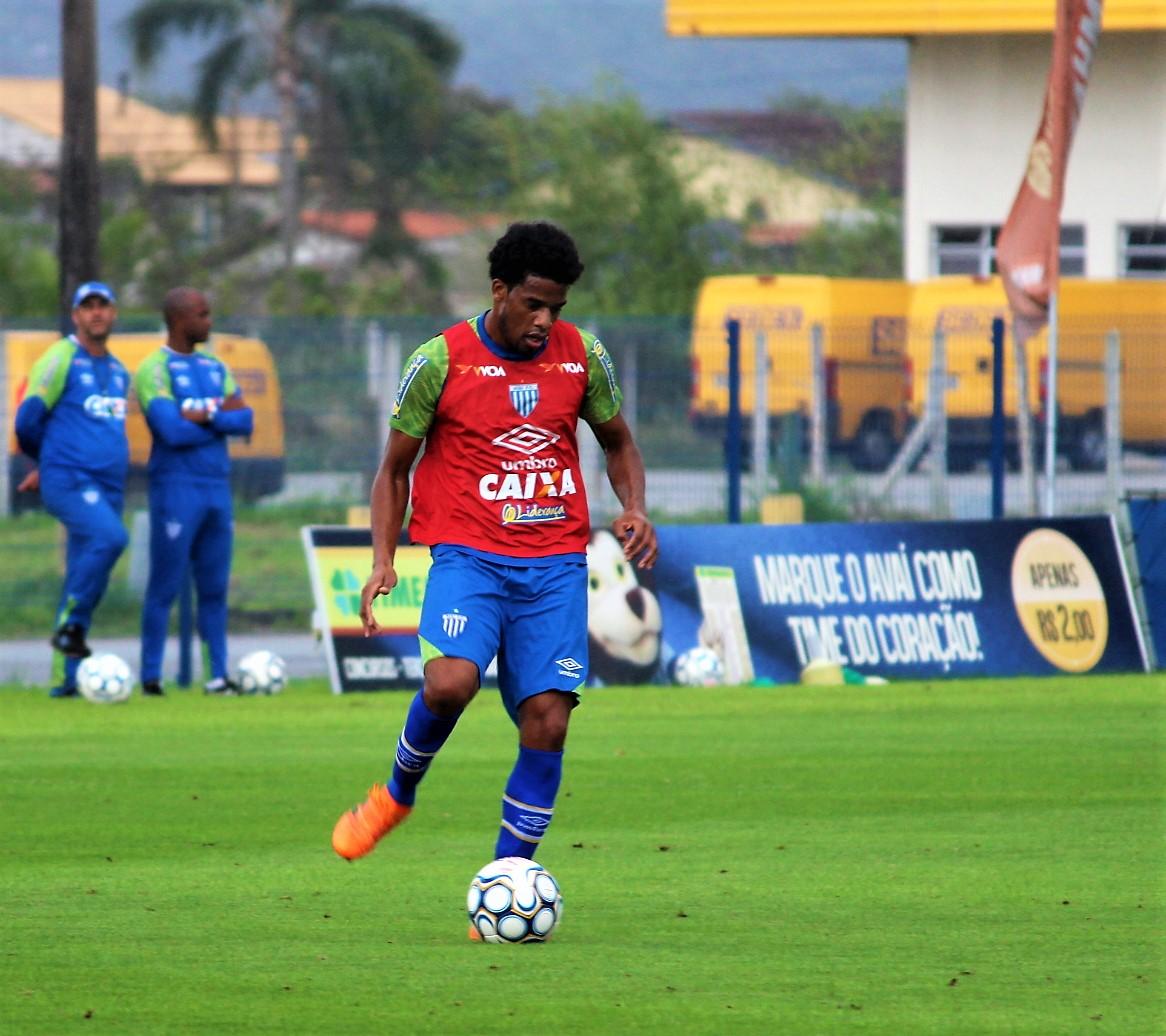 Avaí faz coletivo na preparação para enfrentar o Boa Esporte