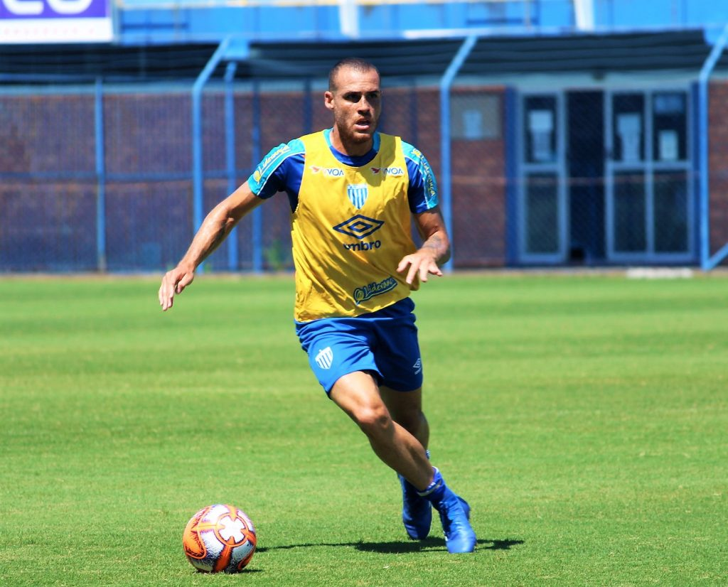 Avaí finaliza preparação para enfrentar o Marcílio Dias nesta quarta-feira