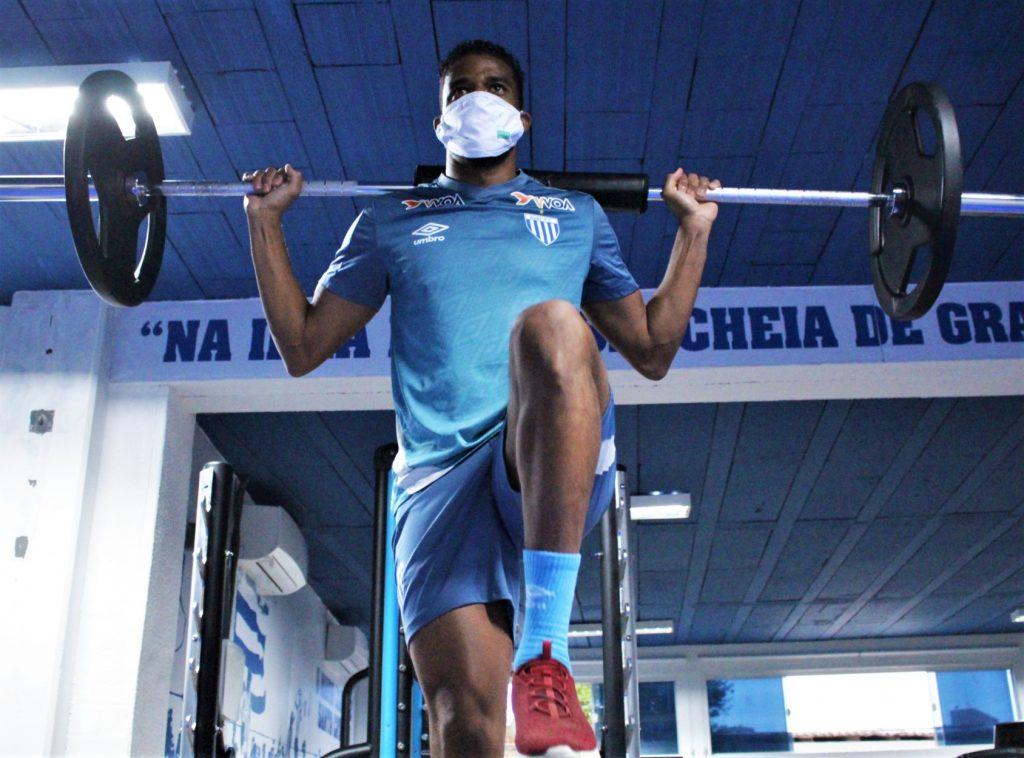 Avaí: Elenco faz avaliações físicas e treino de força nesta segunda-feira