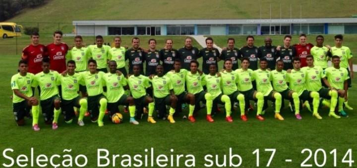 20140926 Seleção Sub 17 FOTO Guilherme Souza