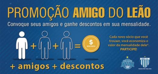 Amigo-do-Leão site novo e facebook