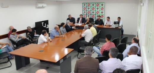 20141013 Reuniao Conselho Tecnico 2015 FOTO Divulgacao FCF