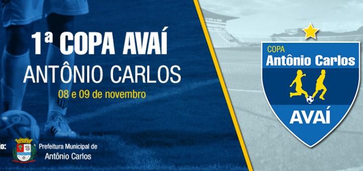 Copa Avaí Antonio Carlos