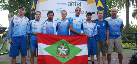 Equipe Bandeira de SC