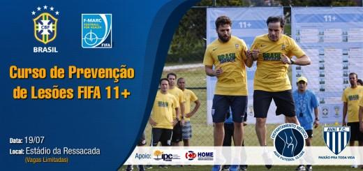 Curso Prevenção de Lesões FIFA 11+