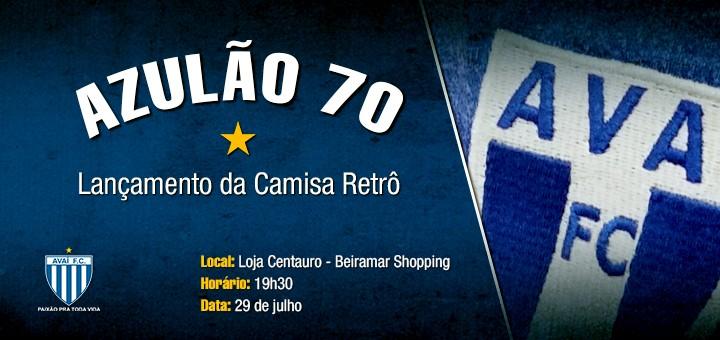 Azulão 70