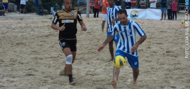 FOTO: Liga Sul e Beach Soccer (LSBC)