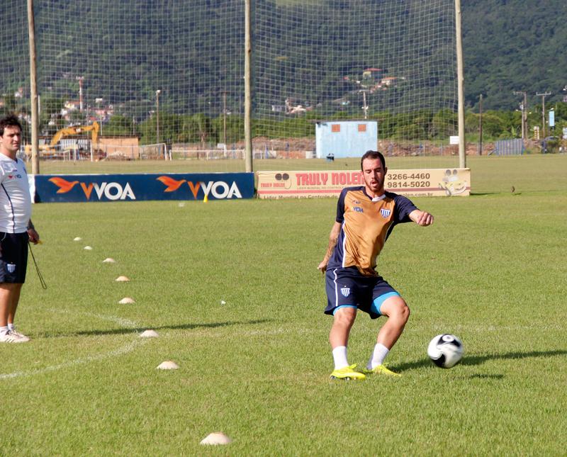 Avaí se reapresenta após estreia na Copa Sul-Minas-Rio