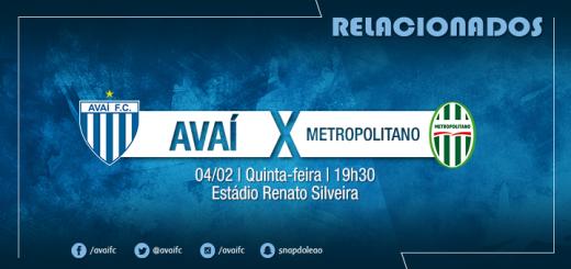 Avaí x Metro (Site)
