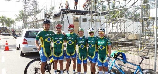 20160626 Ciclista no velodromo do Rio FOTO 01
