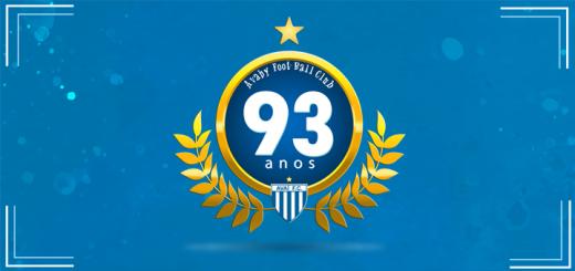 programação 93 anos banner site